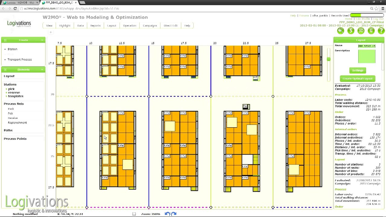 warehouse design and layout pdf