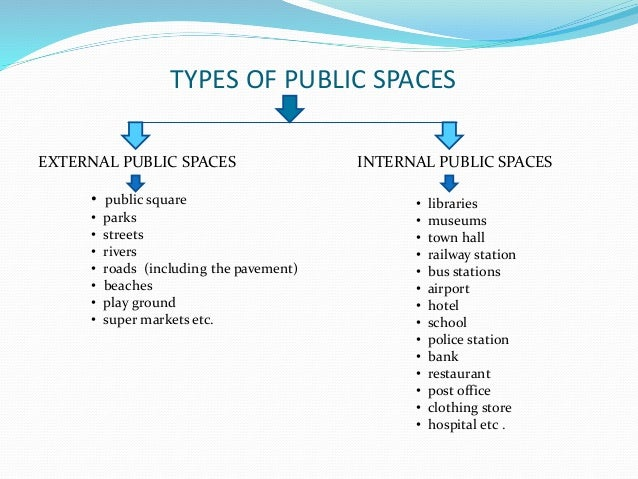 city hall space requirements pdf