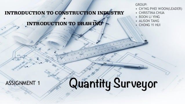 quantity surveyor cost building pdf