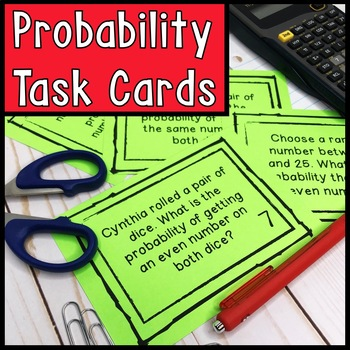probability problems on cards pdf