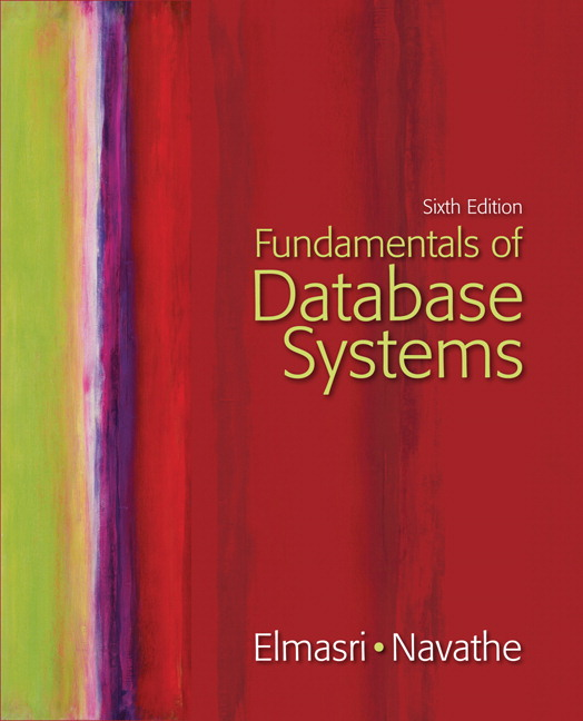 fundamentals of database systems addison wesley pdf 7th edition