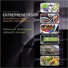 essentials of entrepreneurship and small business management 5th edition pdf