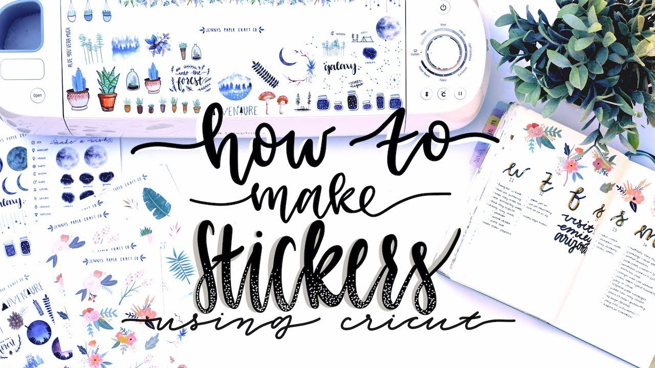 how to create stickers application