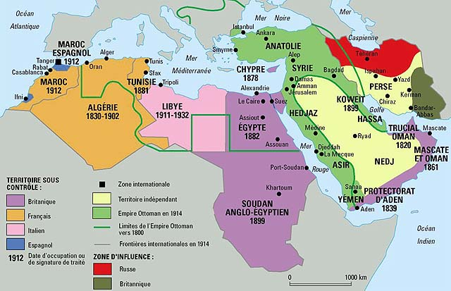 a history of the modern middle east 6th edition pdf