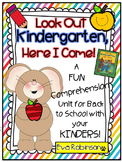 look out kindergarten here i come book pdf
