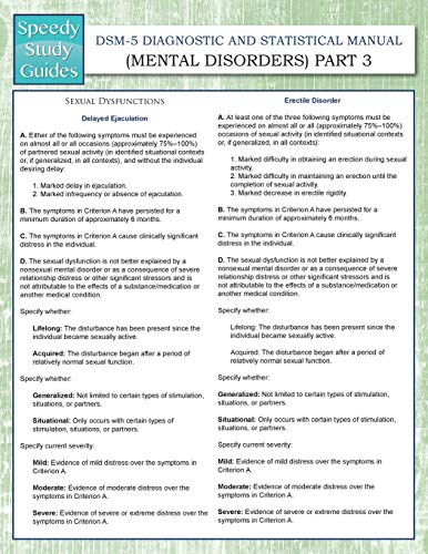 diagnostic and statistical manual of mental disorders dsm-5 reference