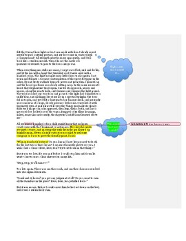 a ghost story for grade 11 pdf