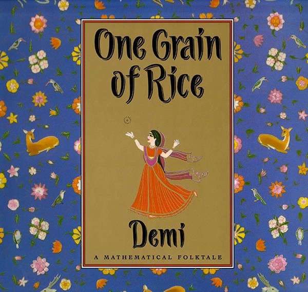 one grain of rice by demi pdf