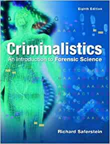 criminalistics an introduction to forensic science 11th edition pdf free