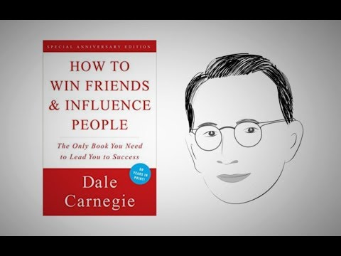 how to make friends and influence people pdf