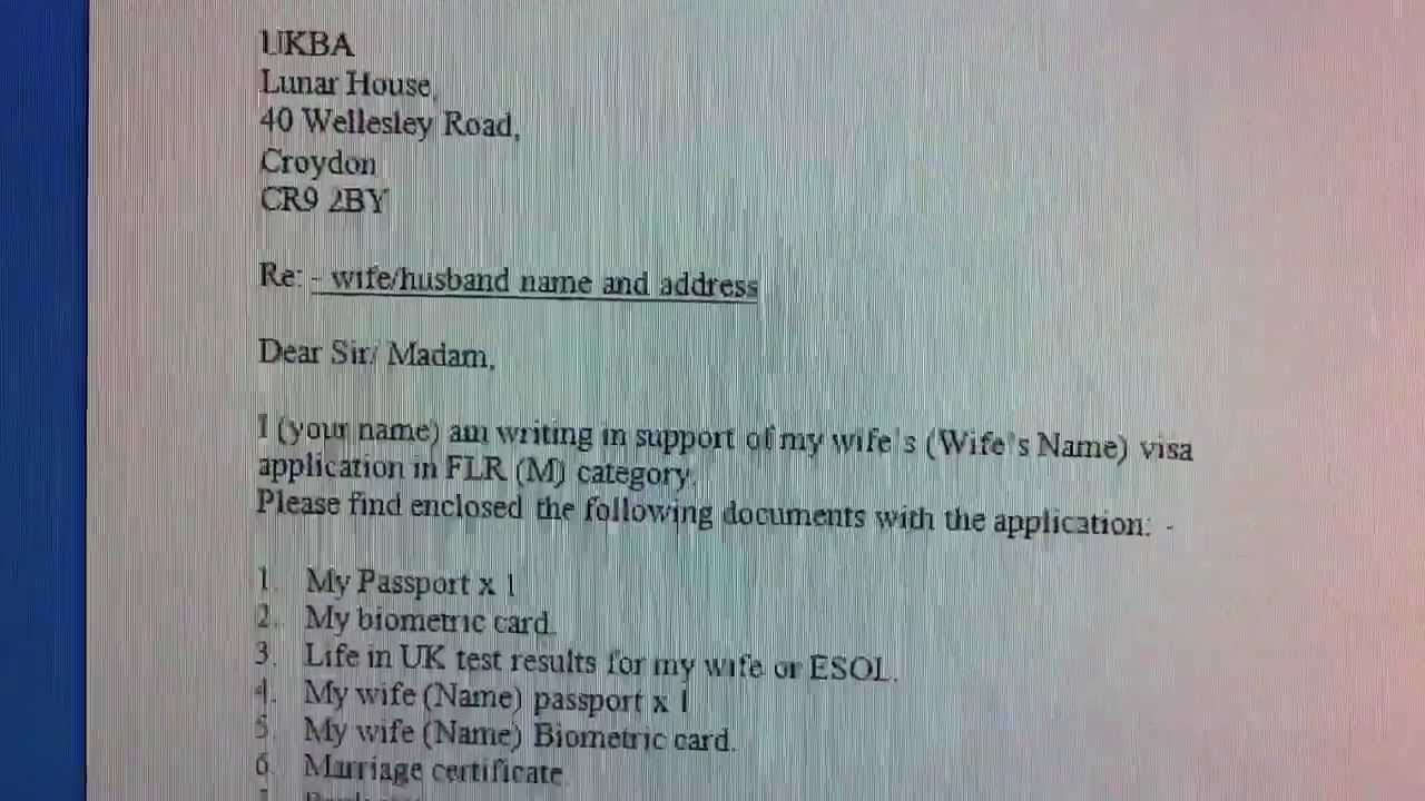 how to track my uk spouse visa application