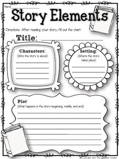 sequence pictures for writing pdf