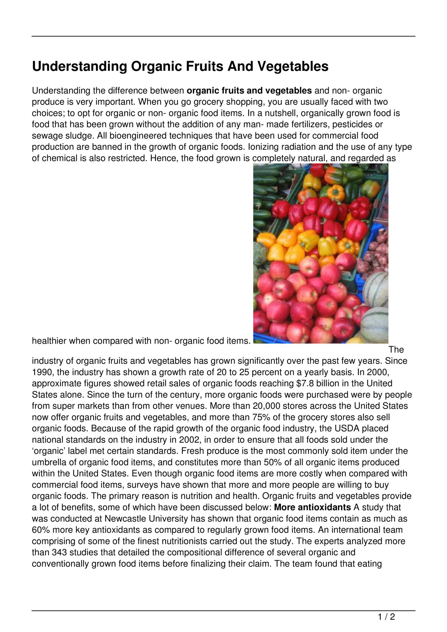 what are the benefits of frozen vegetables and fruits pdf
