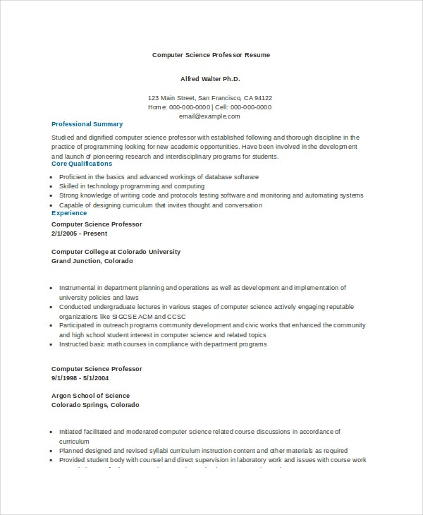 writing for computer science pdf